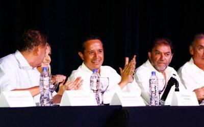 ((FOTOS)) Crecer con orden para mejorar la calidad de vida de la gente: Carlos Joaquín