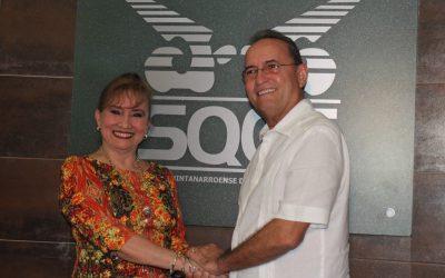 Asume Martha Silva Martínez como directora del Sistema Quintanarroense de Comunicación Social