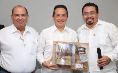 Habrá más y mejores empleos para la zona sur del estado: Carlos Joaquín