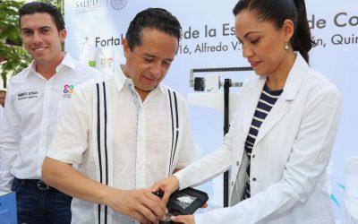 Acercaremos los servicios de salud a todas las colonias y comunidades de Quintana Roo: Carlos Joaquín