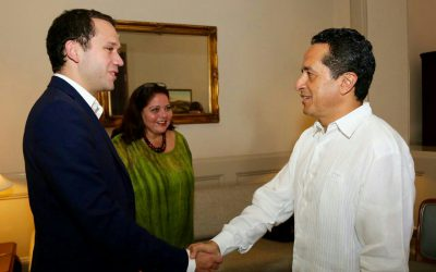 ((FOTOS)) El turismo debe reportar beneficios para todos: Carlos Joaquín