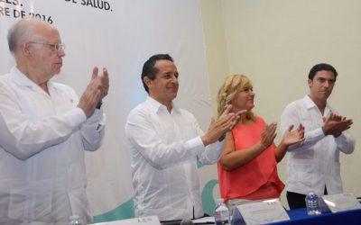 La salud es prioridad para el gobierno de Quintana Roo: Carlos Joaquín