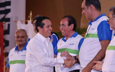Juntos construimos un Quintana Roo incluyente, igualitario, participativo y solidario: Carlos Joaquín