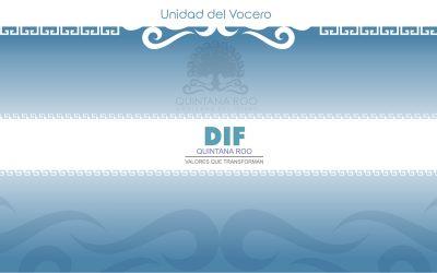 """((Audio)) Discurso de la señora Gabriela Rejón de Joaquín, presidenta de DIF Quintana Roo al poner en marcha la campaña estatal de donación de cobertores """"Cobijando con Amor"""". Chetumal"""