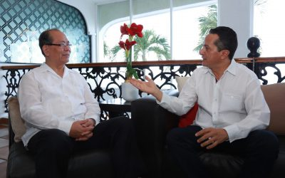 Vamos a intensificar nuestra promoción turística para contar con más y mejores empleos: Carlos Joaquín