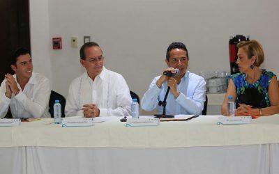 ((FOTOS)) Acciones efectivas para combatir la violencia contra las mujeres: Carlos Joaquín