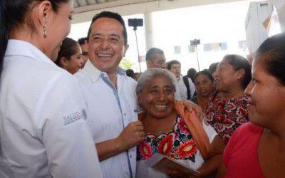 Médico en tu Casa transforma la calidad de vida de la gente de la zona Maya: Carlos Joaquín