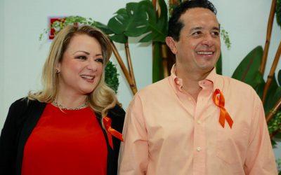 """((AUDIO)) Mensaje del Gobernador Carlos Joaquín en el foro de """"Derechos Humanos de las Mujeres: Camino hacia una Cultura de Paz"""""""