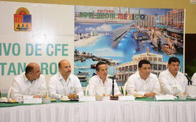 ((FOTOS)) El reto es lograr un desarrollo y crecimiento económico más equitativo, con absoluto cuidado del medio ambiente: Carlos Joaquín