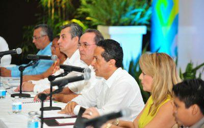 ((Audio)) Discurso del Gobernador Carlos Joaquín, en la Tercera Sesión Ordinaria del Sistema de Protección de la Ley de los Derechos de las Niñas, Niños y Adolescentes del Estado de Quintana Roo.