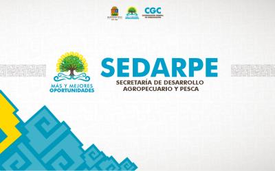 El gobierno de Carlos Joaquín cumple su compromiso con el campo quintanarroense
