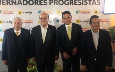 ((AUDIO)) Atención a medios por Carlos Joaquín en Cd. De México, posterior a la reunión con gobernadores de  Morelos, Michoacán y Tabasco