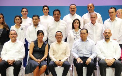 ((AUDIO)) Mensaje del Gobernador Carlos Joaquín durante la instalación del Observatorio de Compromisos y Políticas Públicas