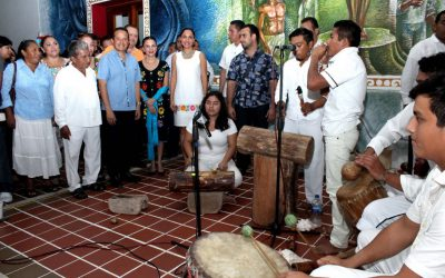 ((FOTOS)) El Gobernador Carlos Joaquín clausura las actividades realizadas con motivo de la Semana de la Cultura Maya.