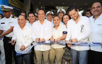 Infraestructura moderna para más y mejores oportunidades de desarrollo en Playa del Carmen y Cozumel: Carlos Joaquín.