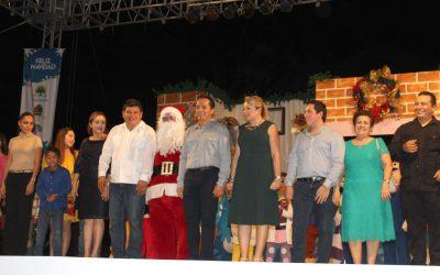 ((FOTOS)) Que las fiestas navideñas sean motivo de reflexión, perdón y armonía familiar: Carlos Joaquín