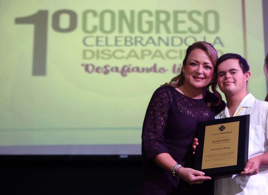 Protege DIF y Gobierno del estado los derechos de las personas con discapacidad: Gabriela Rejón de Joaquín