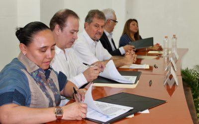 ((AUDIO)) Mensaje del Secretario de Desarrollo Urbano y Vivienda, Carlos Ríos Castellanos, durante la firma del convenio de utilización de energías limpias