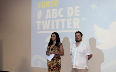 "((VIDEO)) Curso ""El ABC de Twitter"" en Chetumal"