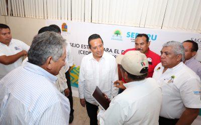 ((FOTOS)) Sesión extraordinaria para la reanudación del Consejo Estatal para el Desarrollo Rural Sustentable.
