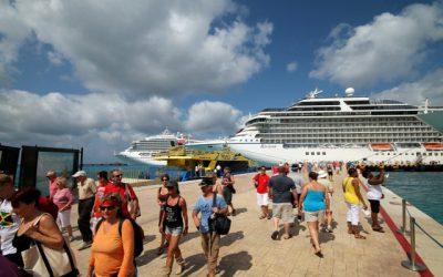 Sigue hacia adelante el arribo de cruceros a los puertos quintanarroenses; hay confianza en el destino turístico