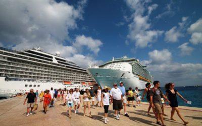 Arribo de más cruceros genera más y mejores oportunidades para la actividad turística