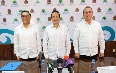 ((FOTOS)) El Gobernador Carlos Joaquín encabeza la Conferencia de Prensa sobre los Estímulos Fiscales para este 2017