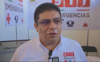((VIDEO)) La gente celebra la presencia en su colonia de la Feria Itinerante de Seguridad