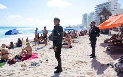 ((VIDEO)) Resguardados el orden y la seguridad en Quintana Roo; los quintanarroenses realizan sus actividades en total tranquilidad