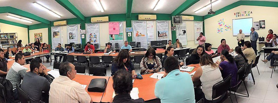 Escuelas de Quintana Roo analizan medidas preventivas de acciones de riesgo para alumnos