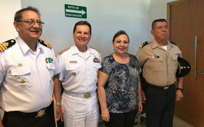 Apiqroo garantiza seguridad en los puertos de Quintana Roo