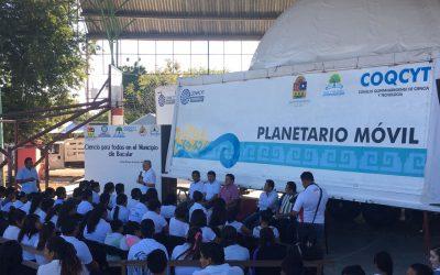 Apropiación y uso del conocimiento científico para transformar a Quintana Roo