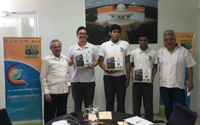 Fomentar las vocaciones científicas y tecnológicas de los jóvenes para transformar a Quintana Roo