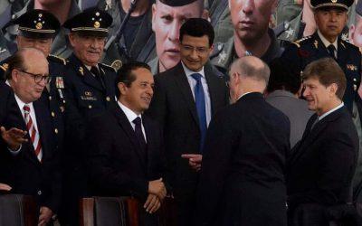 Fuerzas armadas pilar de la Seguridad Nacional: Carlos Joaquín