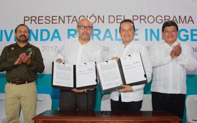 ((VIDEO)) Mensaje del Gobernador Carlos Joaquín en la presentación del programa Vivienda Rural e Indígena.