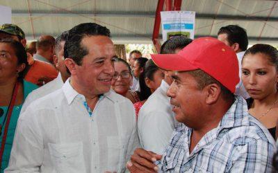 Quintana Roo sube a losprimeros lugares en transparencia en elejercicio de recursos: Carlos Joaquín