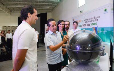 ((AUDIO)) Mensaje del Gobernador Carlos Joaquín durante la inauguración de la planta de calentadores solares Energryn
