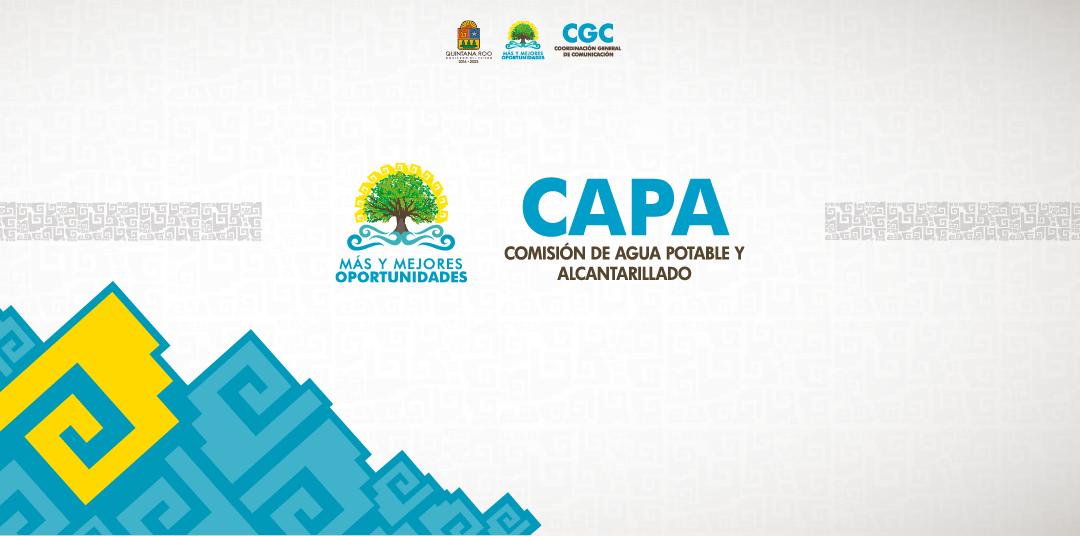 CAPA recomienda a la ciudadanía tomar medidas para reducir riesgos ante las posibles lluvias