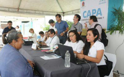 CAPA del lado de las familias invita a los usuarios a regularizar sus adeudos con facilidades de pago