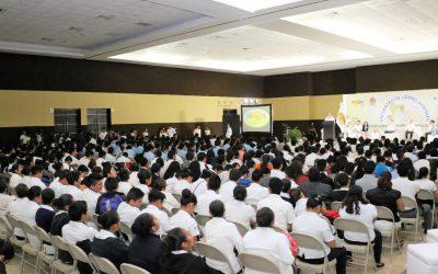 La Cojudeq realiza el encuentro nacional de líderes juveniles por la paz en la capital del Estado