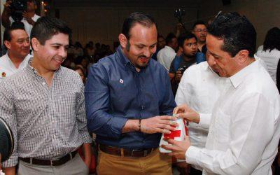 Juntos podemos recuperar la convivencia social que tanto necesitamos en Quintana Roo: Carlos Joaquín