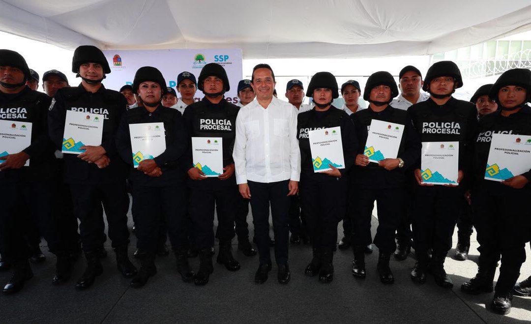 Justicia expedita y atención integral a víctimas del delito: Carlos Joaquín