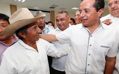 ((FOTOS)) El Gobernador Carlos Joaquín encabeza la Instalación de la Comisión de Seguimiento del Proyecto Centro de Innovación para el Desarrollo Apícola Sustentable