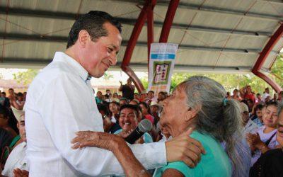 Protegiendo a las niñas y niños de Quintana Roo con esquemas completos de vacunación, atendemos la desigualdad