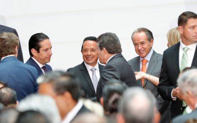La educación es prioritaria en Quintana Roo: Carlos Joaquín