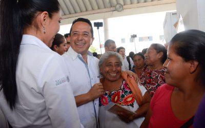 Acercamos los servicios de salud a los habitantes de Kantunilkín: Carlos Joaquín
