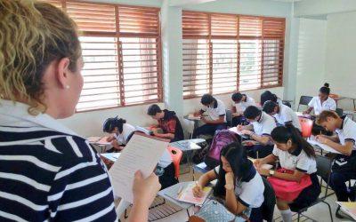 UNEME CAPA realiza estudio de tamizaje a estudiantes del Conalep