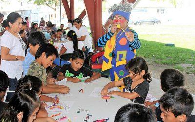 Sábados familiares con la Fundación de Parques y Museos de Cozumel