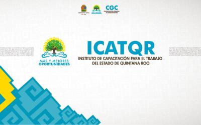 ICATQR facilita la reinserción social de internos de Cozumel con capacitación laboral