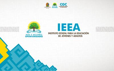 Alcanza el IEEA de Quintana Roo el primer lugar en el cumplimiento de las metas establecidas para la estrategia Educación sin Fronteras
